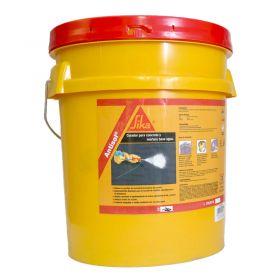 Aditivo curado homigon Sika Antisol normalizado emulsion lista para usar balde x 20l