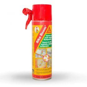 Sellador relleno y asilaciones espuma poliuretano Sikaboom S aerosol 500ml
