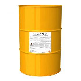 Desmoldante protector encofrados Sika Separol AS AR metal tambor x 200l