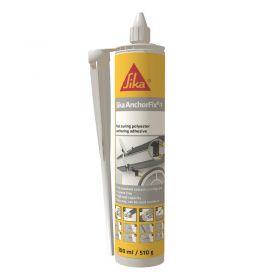 Anclaje quimico Sika Anchorfix-1 base poliester curado rapido cartucho x 300ml