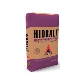 Cemento albañileria Hidralit no estructural bolsa x 40 kg