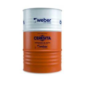 Aditivo hidrofugo Ceresita en pasta tambor x 200kg