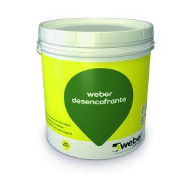 Aditivo aceite vegetal Weber desencofrante liquido balde x 20l