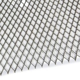 Metal desplegado mediano hoja x 420/440g/m² x 750mm x 2000mm