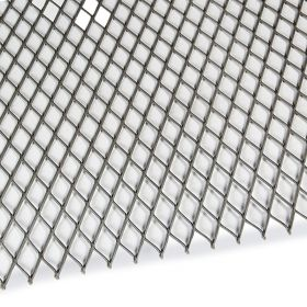 Metal desplegado reforzado hoja x 600g/m² x 750mm x 2000mm