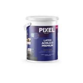 Pintura latex acrilico interior MI-300 premium lavable antihongos antimancha blanco mate balde x 4l