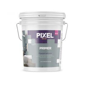 Fijador sellador acrilico MIE-100 primer alta concentracion interior/exterior transparente balde x 20l